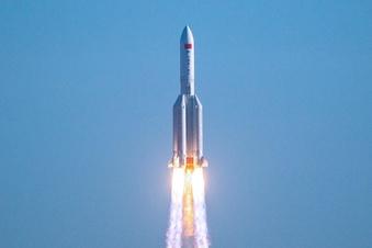 Raketen-Trümmer: China dementiert Gefahr