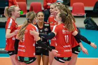 Dresdner SC baut die Siegesserie aus