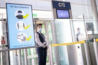 Die Corona-Regeln auf deutschen Flughäfen