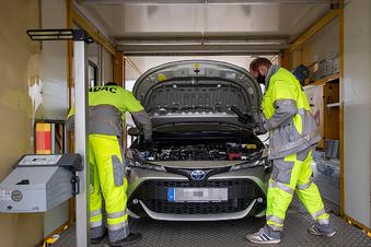 Kostenloser Wintertest fürs Auto