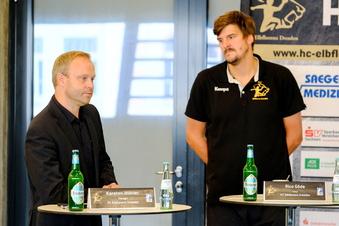Dresdens Handballer müssen trotz Coronafällen spielen