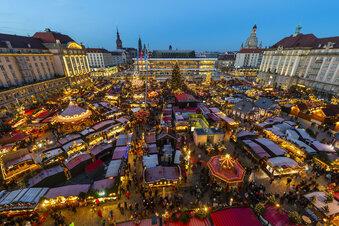Was, wenn der Dresdner Striezelmarkt ausfällt?