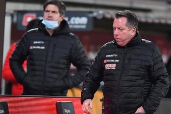 Bei Dynamo stellt sich die Trainerfrage