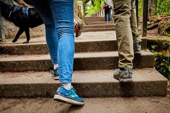 Sächsische Schweiz: Wo man noch wandern kann