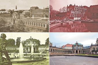 Der Zwinger: Das Wunder von Dresden