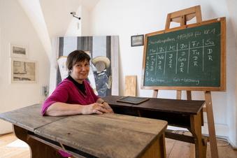 Pirna: Mit Griffel und Schiefertafel auf harten Bänken