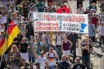 Ein Corona-Aufmarsch in Berlin droht trotzdem