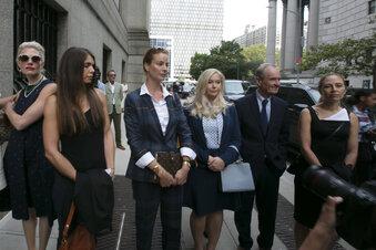 Epstein-Opfer berichten vom Missbrauch