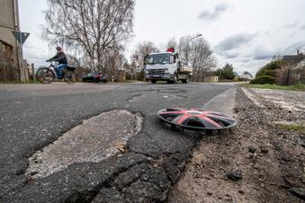 Waldheims Hauptstraße wird glattgebügelt