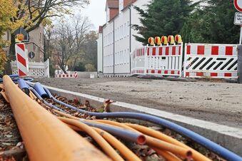 Problem-Baustelle beschäftigt Räte