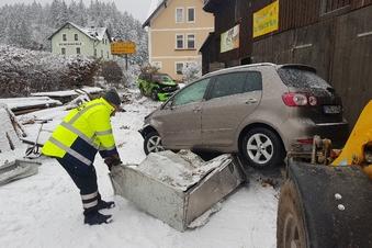 Telefonverteiler in Schmiedeberg repariert