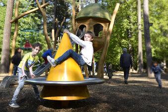 Hier entstehen neue Spielplätze in Dresden