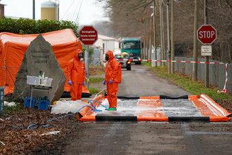 Vogelgrippe-Fall in Sachsens größter Gänsezucht