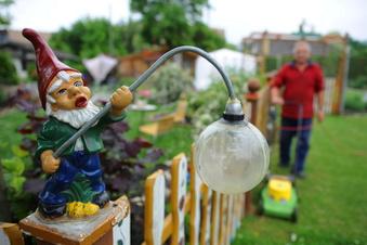 Immer wieder Ärger mit dem Gartennachbar
