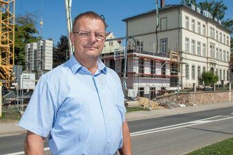 Wilsdruffs Rathaus wird größer