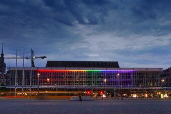 Dresden: Ein bisschen CSD