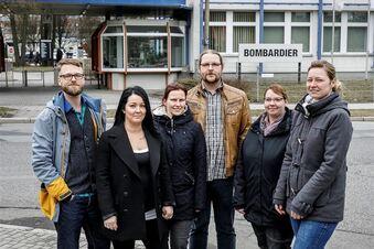Bombardier-Leiharbeiter wollen kämpfen
