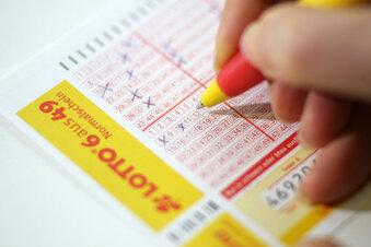 Erster Lotto-Millionär des Jahres in Sachsen