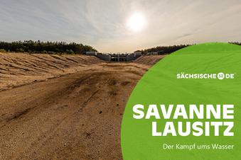 Wird es genug Wasser für das Lausitzer Seenland geben?