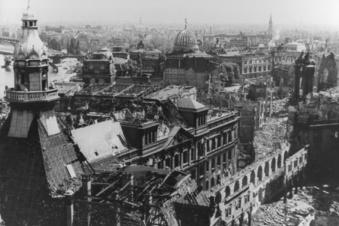Multimedia-Essay: Dresden, 13. Februar 1945