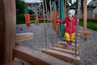 Dresden bekommt neue Spielplätze