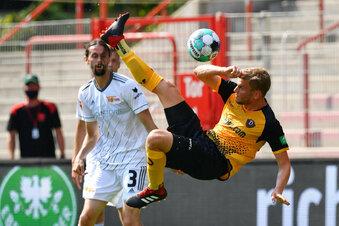Dynamo verliert Testspiel bei Union