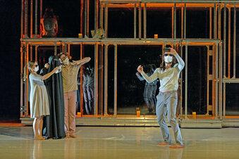 Görlitzer Tänzer sind mit der Welt verbunden