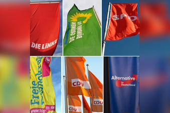 Koalition stabil, Grüne legen zu, AfD verliert