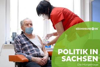 Politik in Sachsen - die Morgenlage