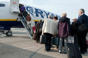 Ryanair verschärft Handgepäck-Regeln