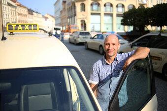 Görlitzer Taxis ohne Fahrgäste