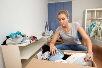 Zeit daheim: Tipps zum Ausmisten