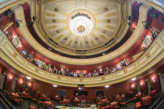 Theaterstreit: CDU fordert mehr Geld vom Freistaat