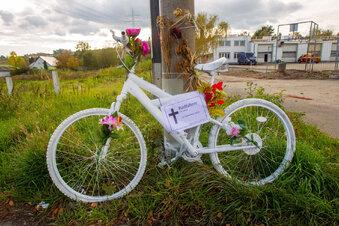Die Botschaft des weißen Fahrrades