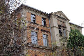 Hoffnung fürs alte Landkrankenhaus