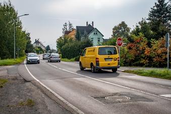 Hauptstraße Waldheim: Eine Million Euro für ersten Bauabschnitt