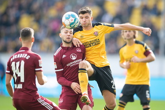 Dynamo verliert knapp gegen Nürnberg