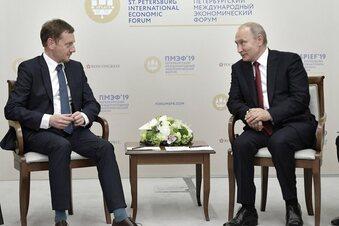 Kretschmer plant Moskau-Reise