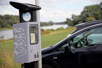 Riesa kauft neue Parkscheinautomaten