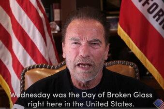Schwarzenegger rechnet mit Trump ab