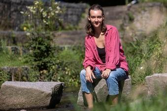 """Klimaaktivistin: """"Fließendes Wasser brauche ich nicht"""""""