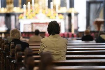 Spontane Kirchbesuche sind nicht möglich