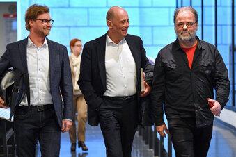 Thüringer basteln an einer Mini-Legislatur