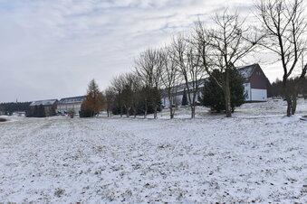 Neues altes Wohnbaugebiet in Altenberg
