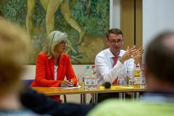 """""""Bundespolizisten bleiben in Altenberg"""""""