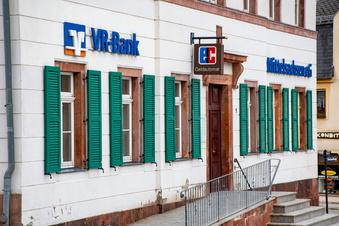Volksbank schließt Filiale in Hartha