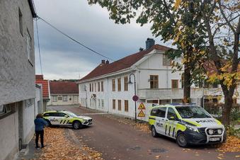 Tatverdächtiger in Norwegen nun in ärztlicher Behandlung