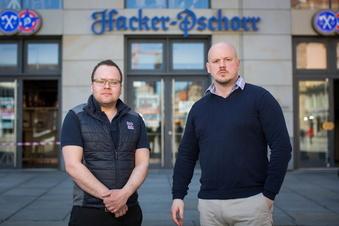 Dresden: Als Testzentrum durch die Krise?