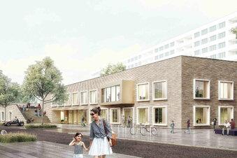 Ein neues Stadtteilhaus für Dresden