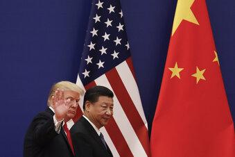 USA und China wenden Strafzölle ab